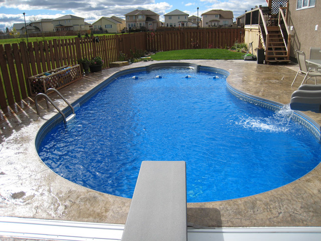 Flatback Kidney Pool Design Tropical Pool Other By