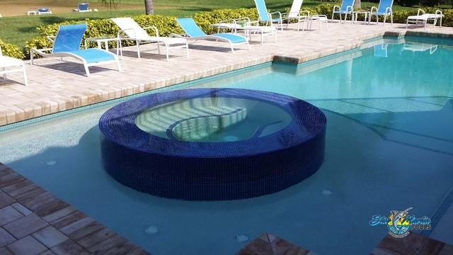 florida living contemporary pool orlando by blue. Black Bedroom Furniture Sets. Home Design Ideas