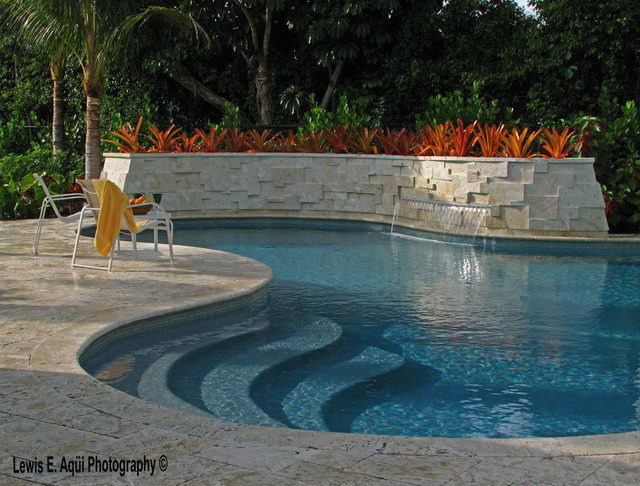 Floridian Fancy by BALA tropical-pool