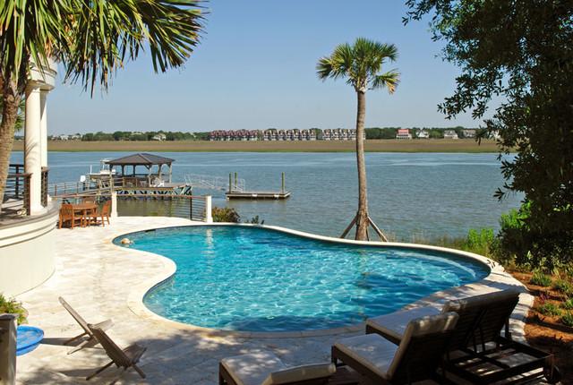 Folly River pool tropical-pool