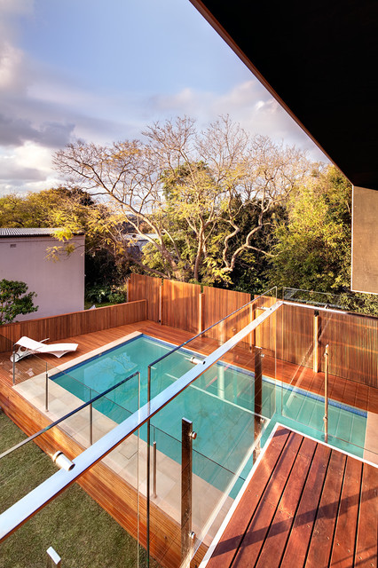 Castlecrag contemporary-pool