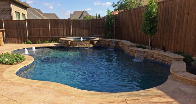 Free Form Pools : southwestern pool from www.houzz.com size 640 x 342 jpeg 89kB