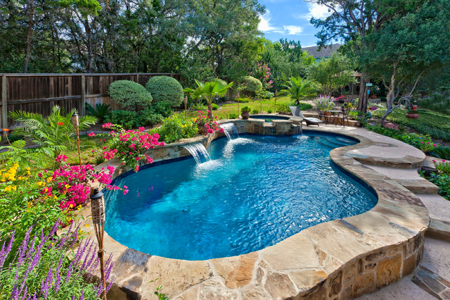 Freeform Cheleuitte San Antonio Traditional Pool Other By Cody Pools Inc