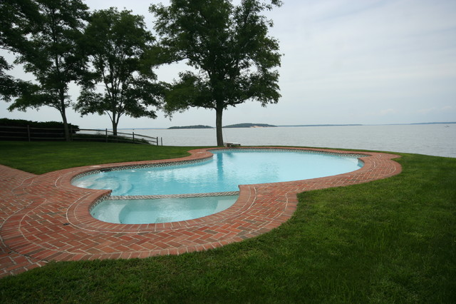 Freeform Pools - Beach Style - Pool - New York - by J ...