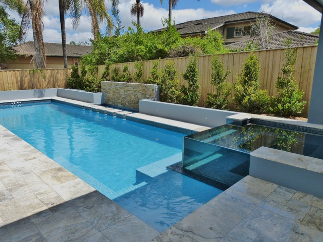 FreeStyle Pools contemporary-pool