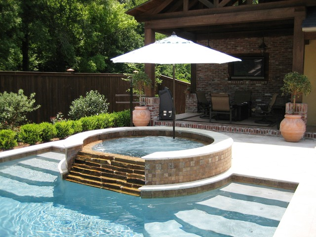 Frierson traditional-pool