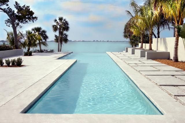 Gagliardi Residence modern-pool