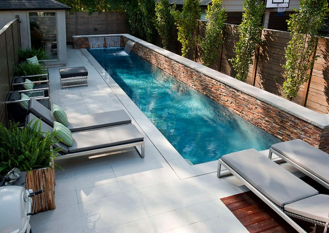 Gib - San Pools Ltd. modern-pool