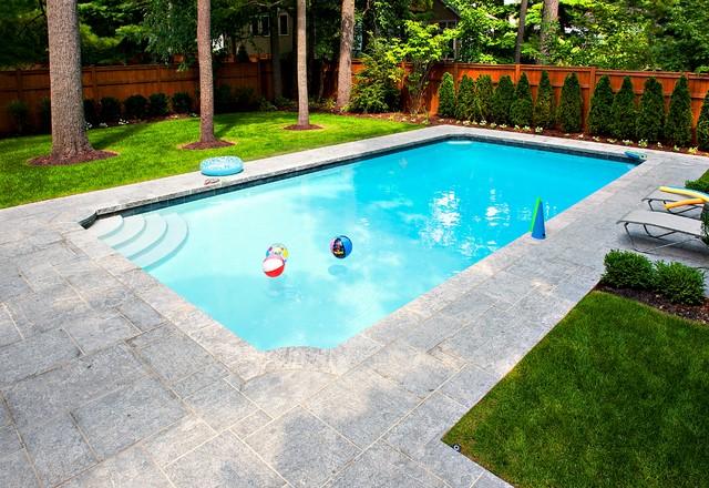 Gib San Pools Ltd Traditional Pool Toronto By Gib San Pools Ltd