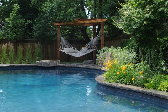 Gib - San Pools Ltd. traditional-pool