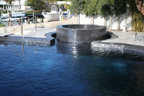 Onyx Pool Plaster : What color is the pool it diamond brite onyx or