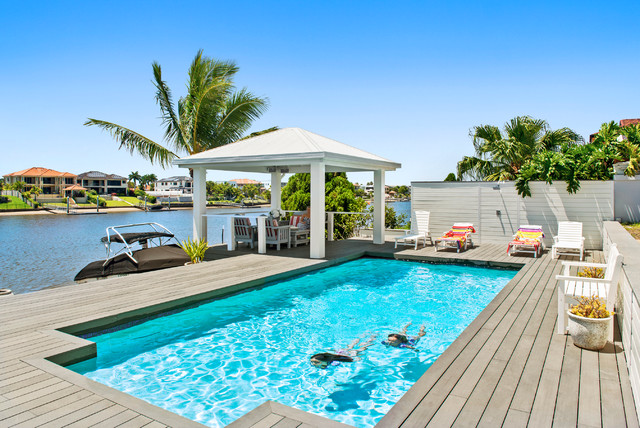 gold coast waterfront home