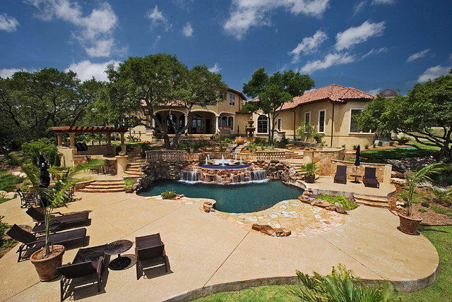Gorgeous Pools Outdoor Living Tropical Pool Other