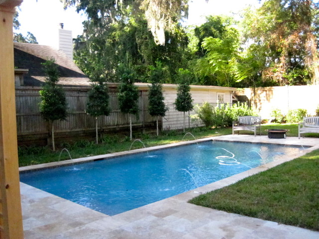 Pool Landscaping Latest Modern Pool Landscaping Ideas With Rocks