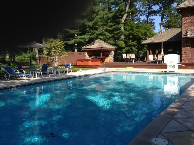 Grand Beach, Michigan Pool 1 traditional-pool