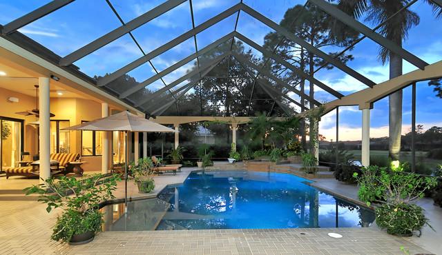 Grand Lanai tropical-pool