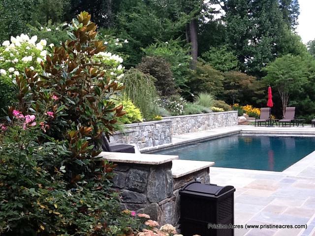 Great Falls Hidden Patio pool