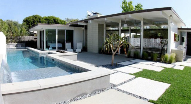 Grounded - Modern Landscape Architecture - Midcentury - los angeles - by Grounded - Richard ...