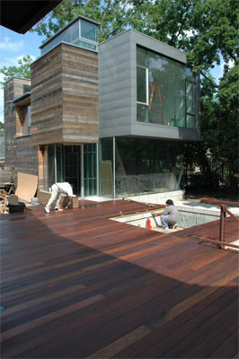Guest House contemporary-pool