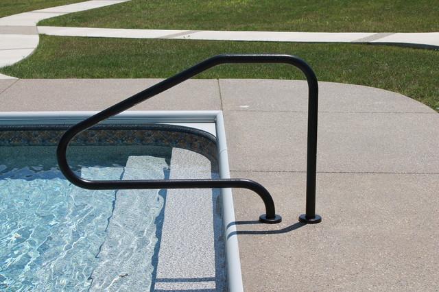 Pool Handrails Bing Images