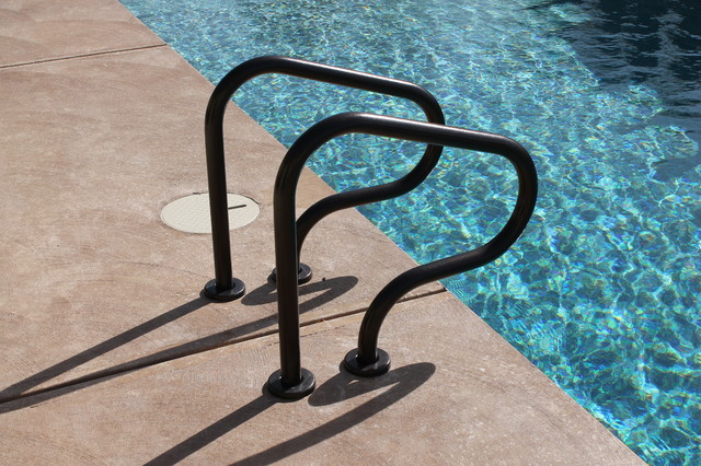Hand Rails amp Ladders Modern Pool indianapolis by  : modern pool from www.houzz.com size 640 x 426 jpeg 120kB