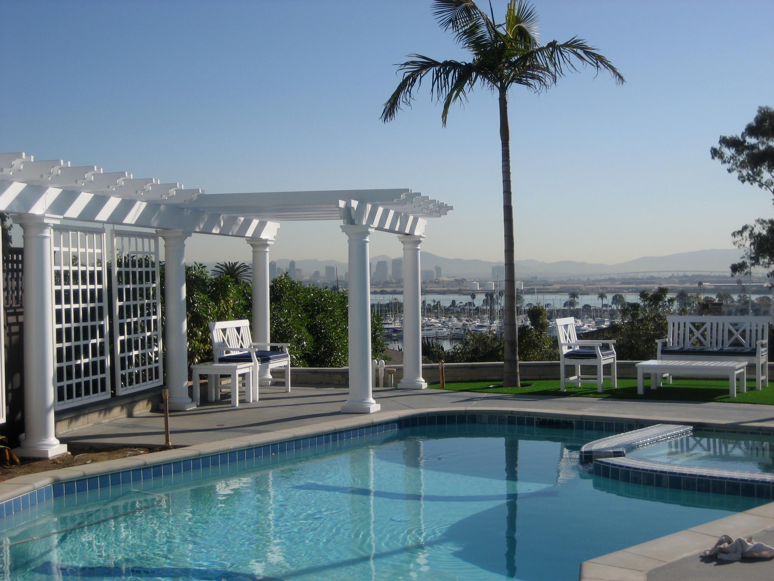 Harborview pool