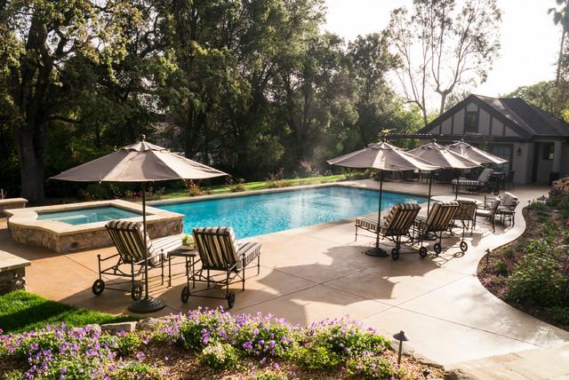 Harris traditional-pool