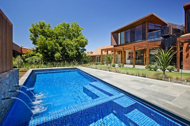 Hawthorn Modern Pool and Spa modern-pool