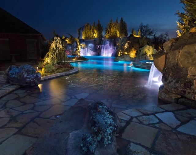 Swim Through Grottos, Lazy River & Waterfalls Highlight ...