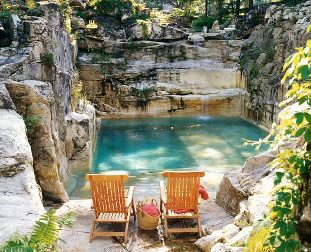Hgtv S Extreme Pools Quot Modern Pool New York By