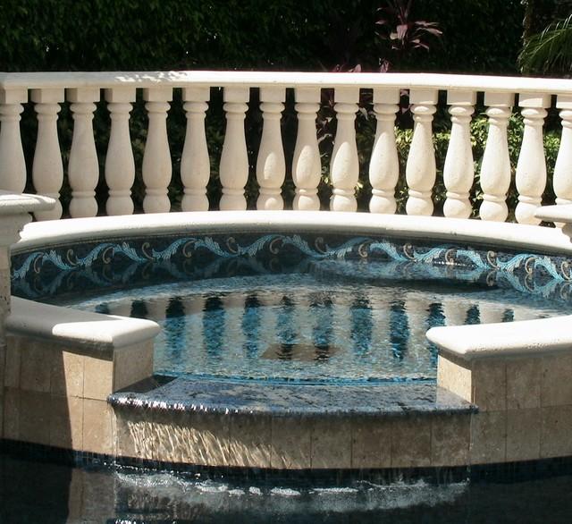 Highland Beach Fl. Residence mediterranean-pool