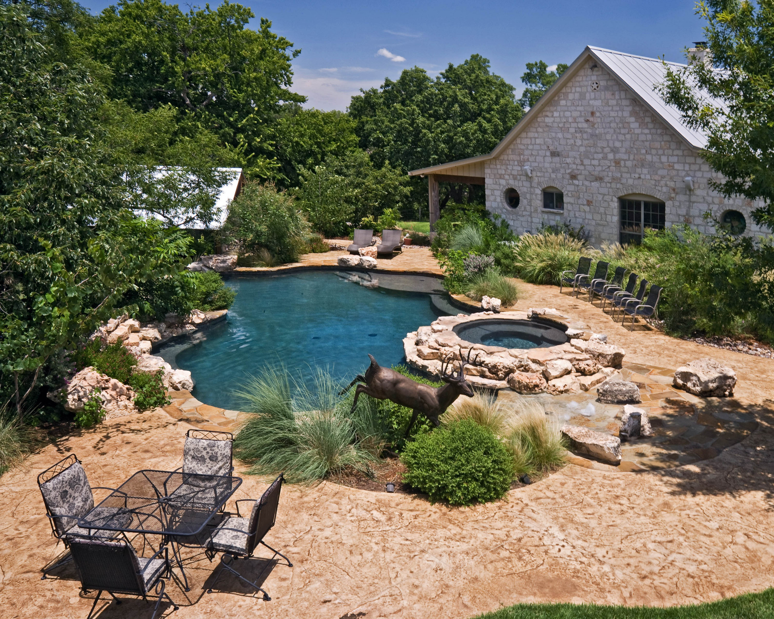 Hill Country Hunting Ranch