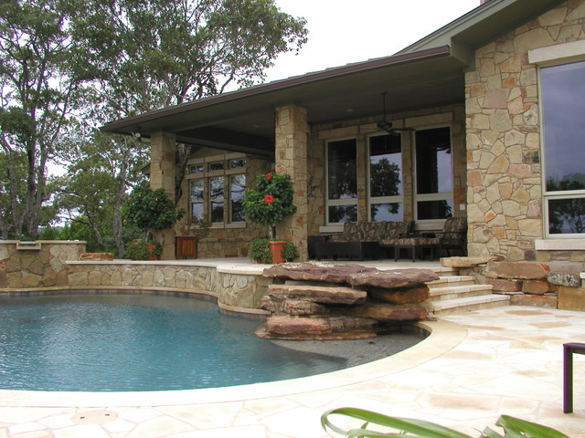 hill country residence canyon lake texas