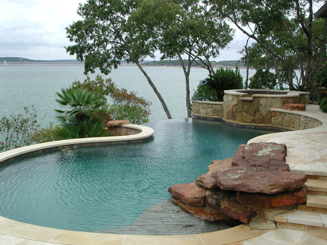 Hill Country Residence Canyon Lake Texas Contemporary