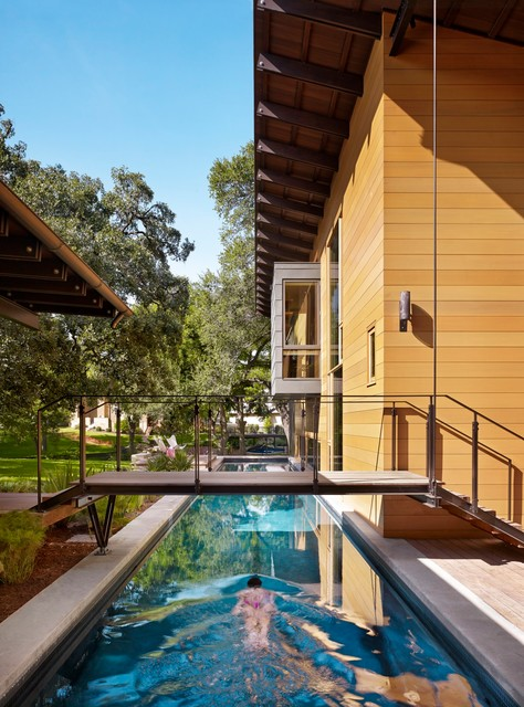 Hog Pen Creek Residence contemporary-pools-and-hot-tubs