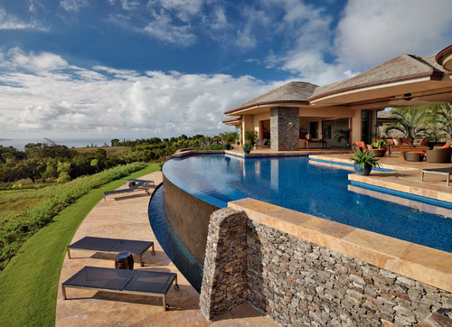Honolua Ridge, Maui, Residence