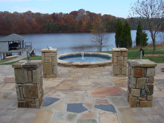 Hot Tubs Water Features