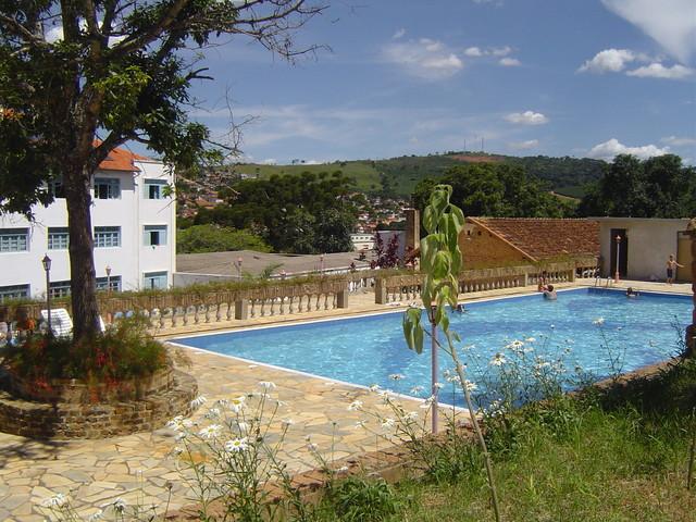 hotel in brasil tropical-pool