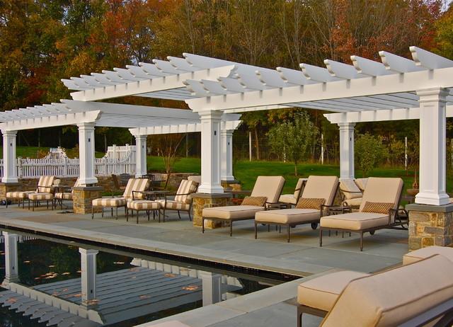 Howard Roberts traditional-pool