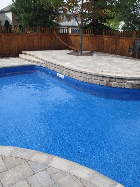 Huntclub backyard escape pool ottawa by ottawa home for Pool design ottawa