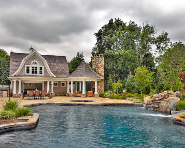 Hunting ridge road for Country pool ideas