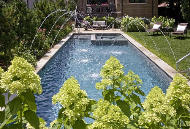Hyde Park Residence pool
