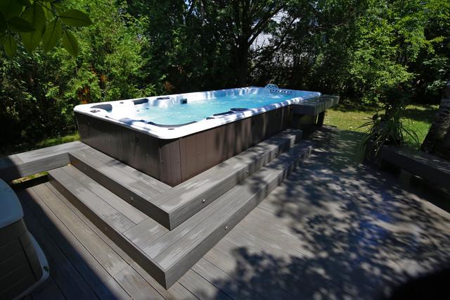 Hydropool Swim Spa - Klassisch - Pools - San Francisco - von ...
