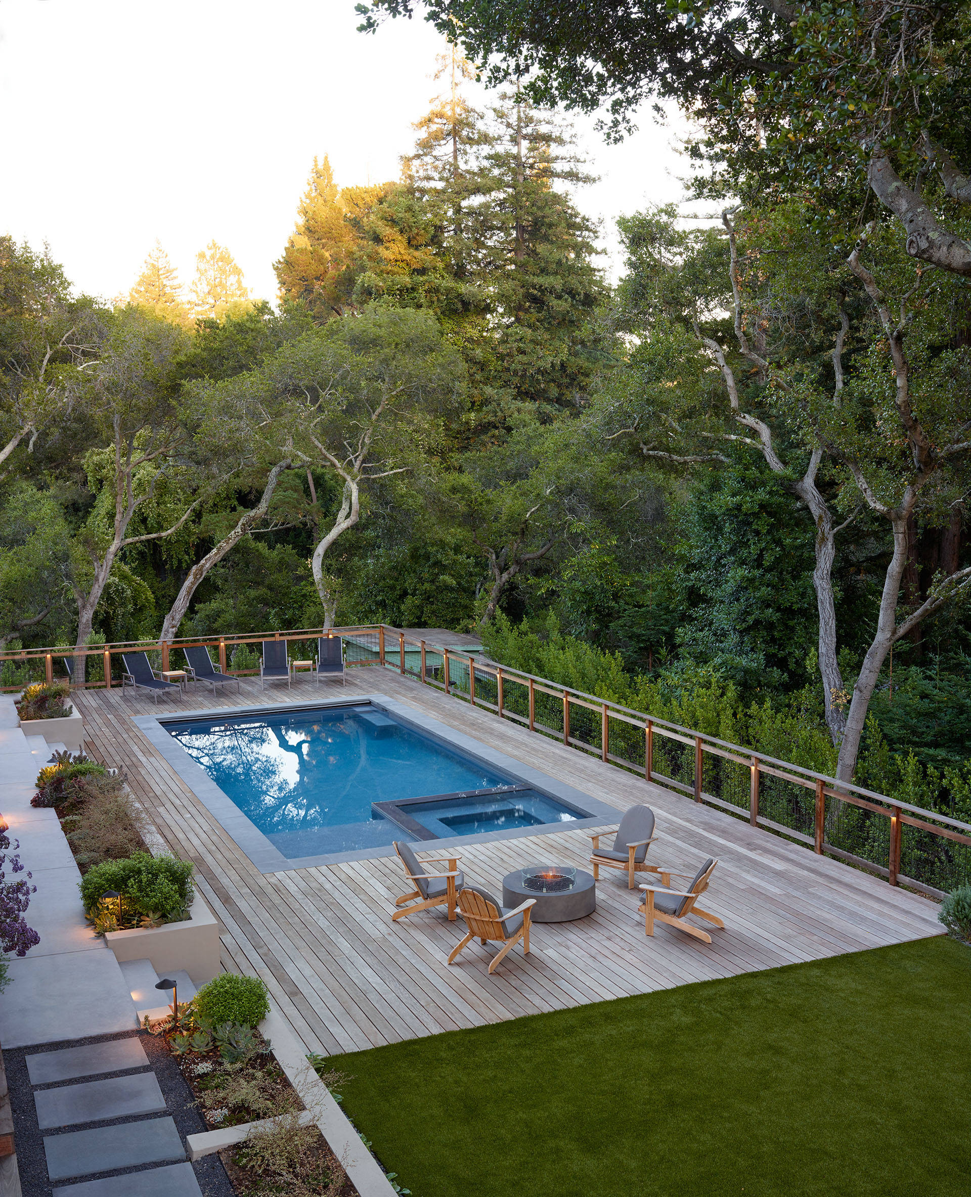 75 Beautiful Modern Pool Pictures Ideas March 2021 Houzz