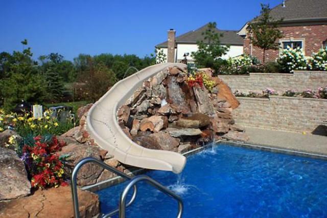 Illinois Custom Swimming Pools