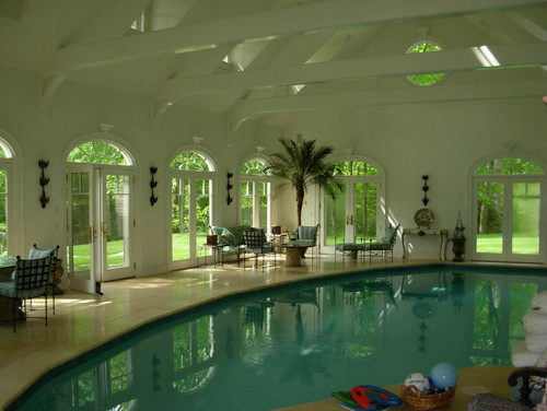 Indoor Pool traditional pool