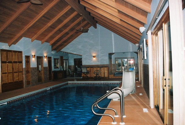 indoor pool pool milwaukee by chris egner design