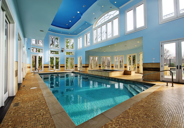 Indoor Pool traditional-pool