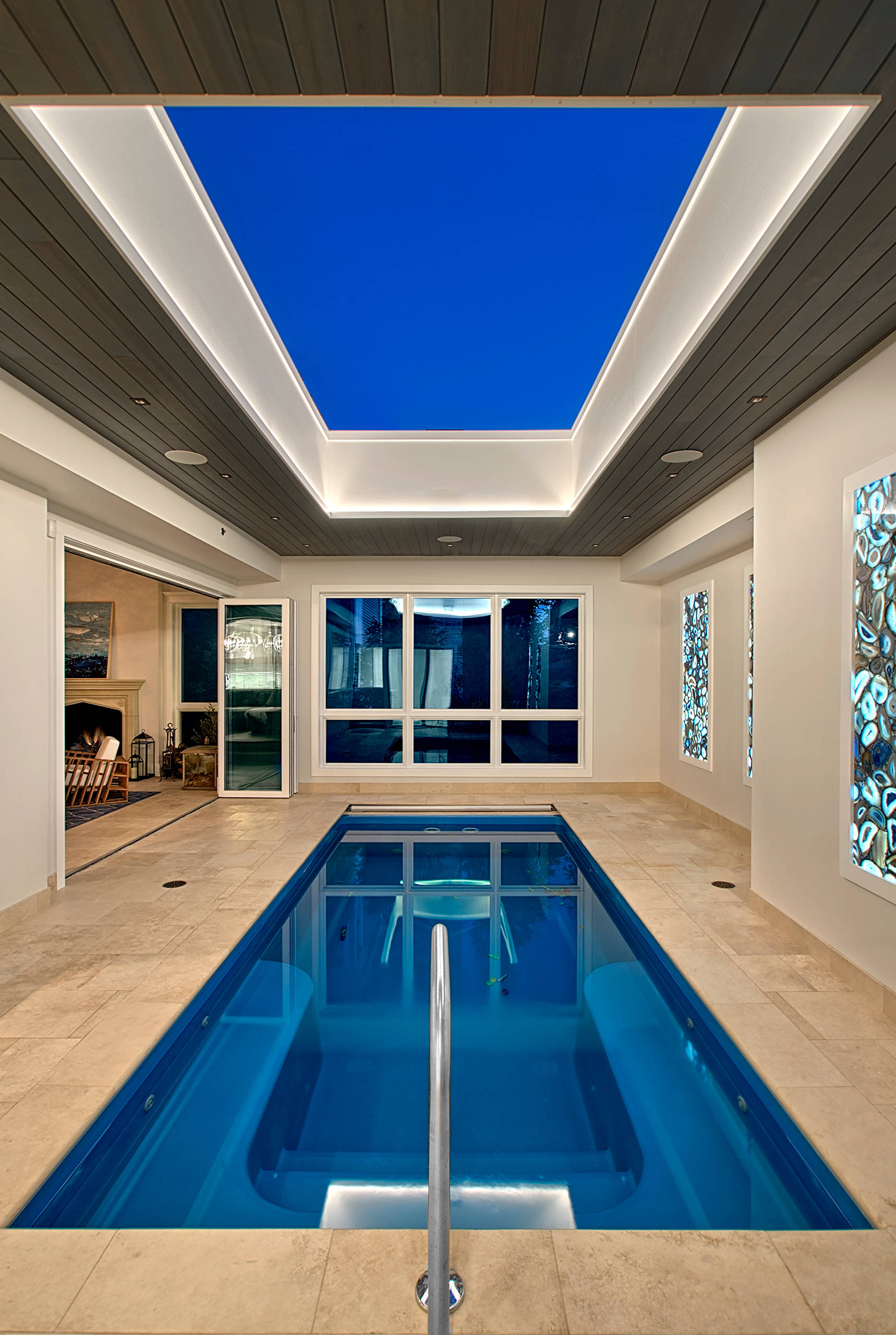 75 Beautiful Indoor Pool House Pictures Ideas November 2020 Houzz