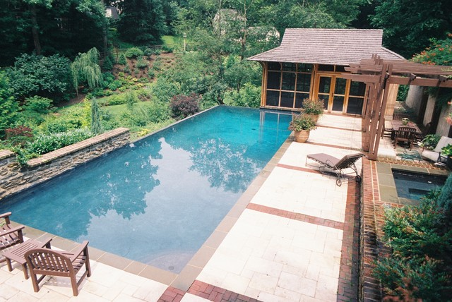 005 traditional pool